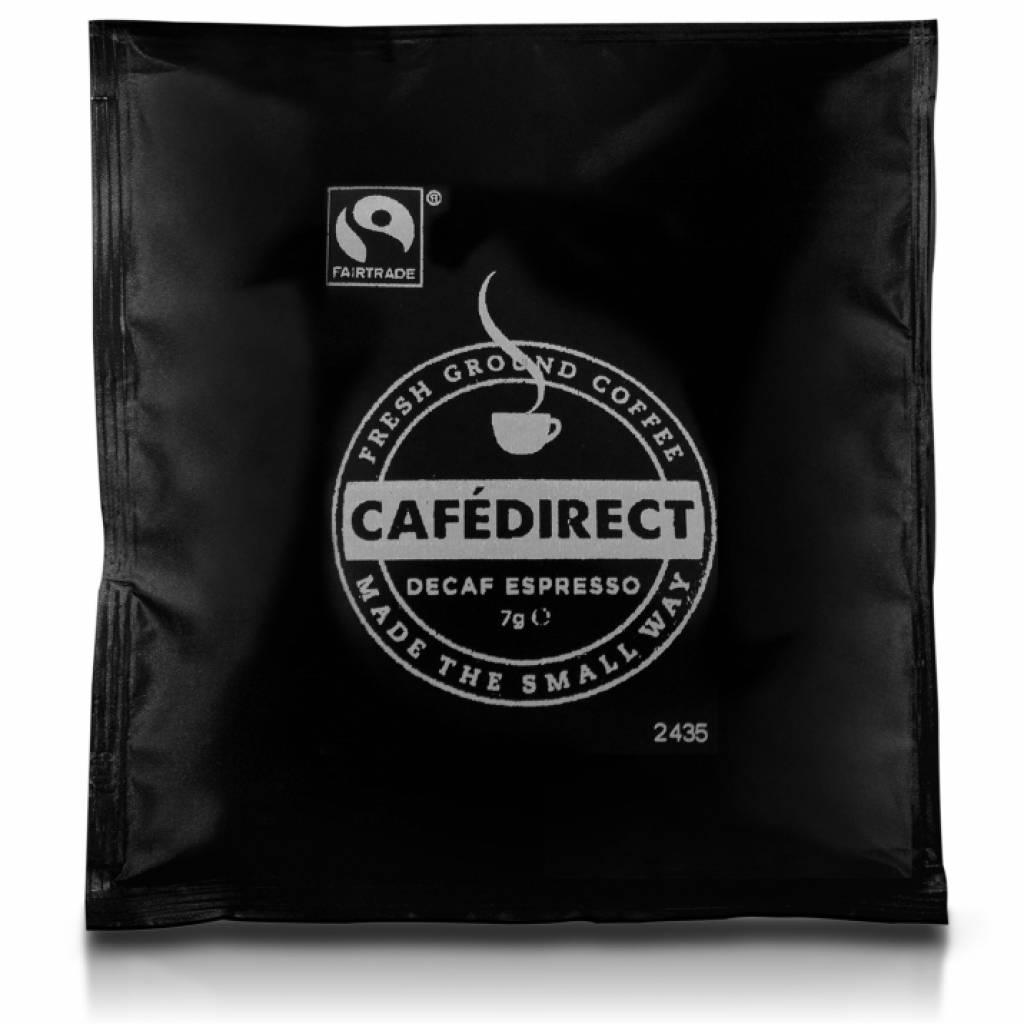 CafeDirect Decaf Espresso Sachets (100x7g) gallery image #1