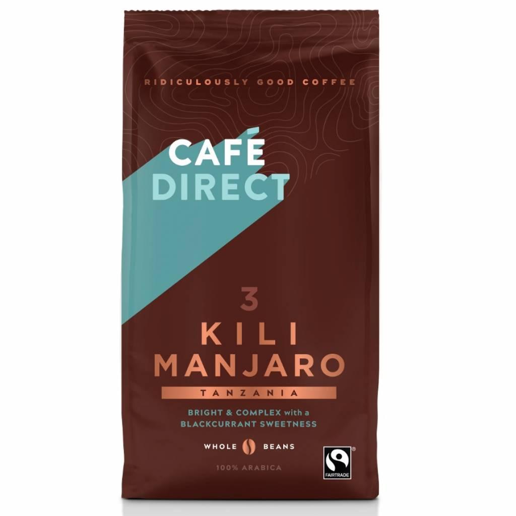 CafeDirect Kilimanjaro Beans (227g) gallery image #1