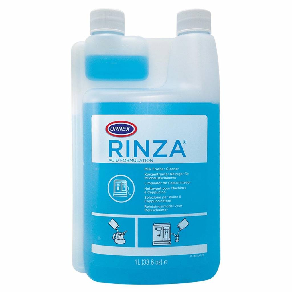 Urnex RINZA Acid Milk Cleaner (1.1L) gallery image #1