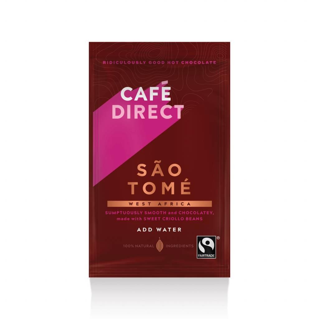 Cafedirect Sao Tome Luxury Hot Chocolate (50x23g) gallery image #1