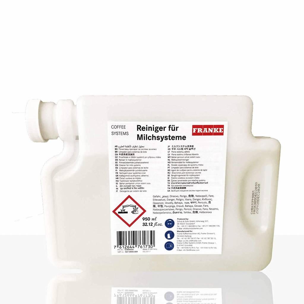 Franke FM Milk System Cleaner Cartridge (1L) gallery image #1