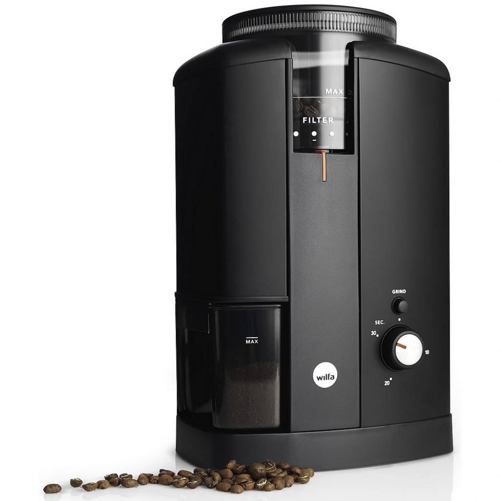 Wilfa Svart Aroma Coffee Grinder gallery image #1