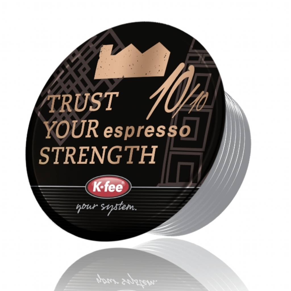 Trust your Strength Espresso gallery image #2