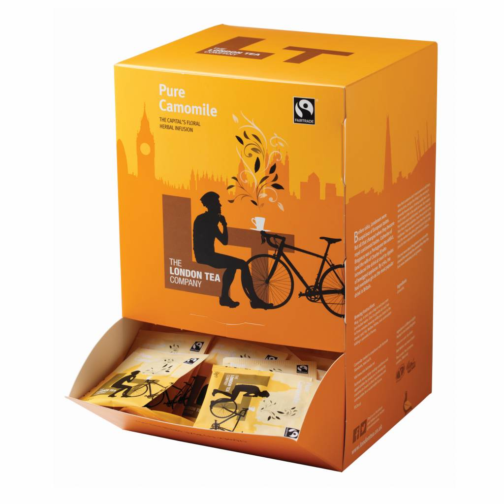 London Tea Fairtrade Chamomile (250) gallery image #1