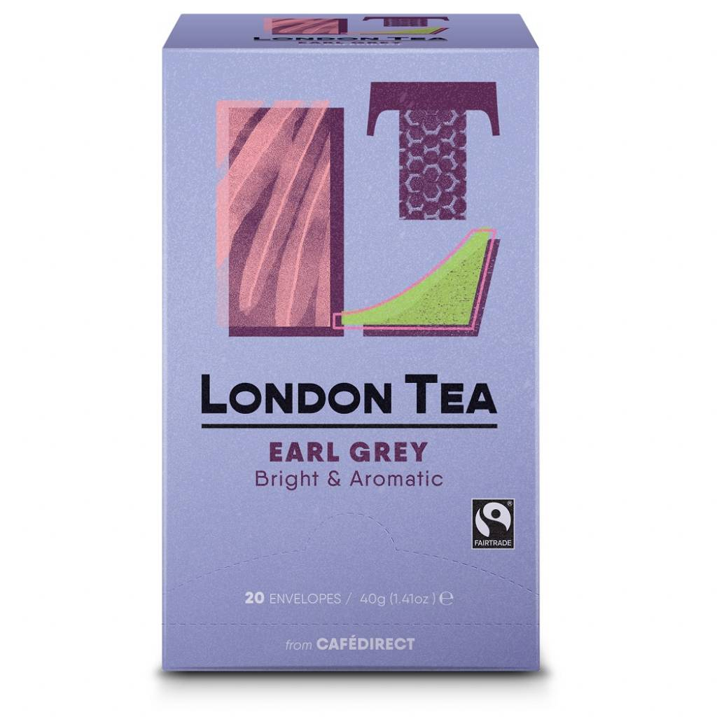 London Tea Company Earl Grey 6x20 gallery image #1