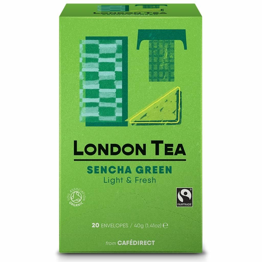 London Tea Sencha Green Tea (6x20) gallery image #1
