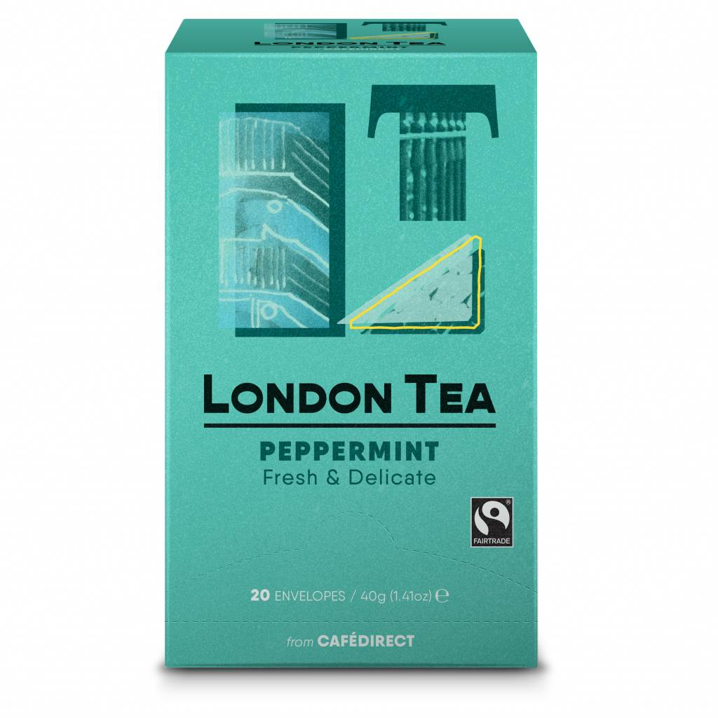 London Tea Company Peppermint 6x20 gallery image #1