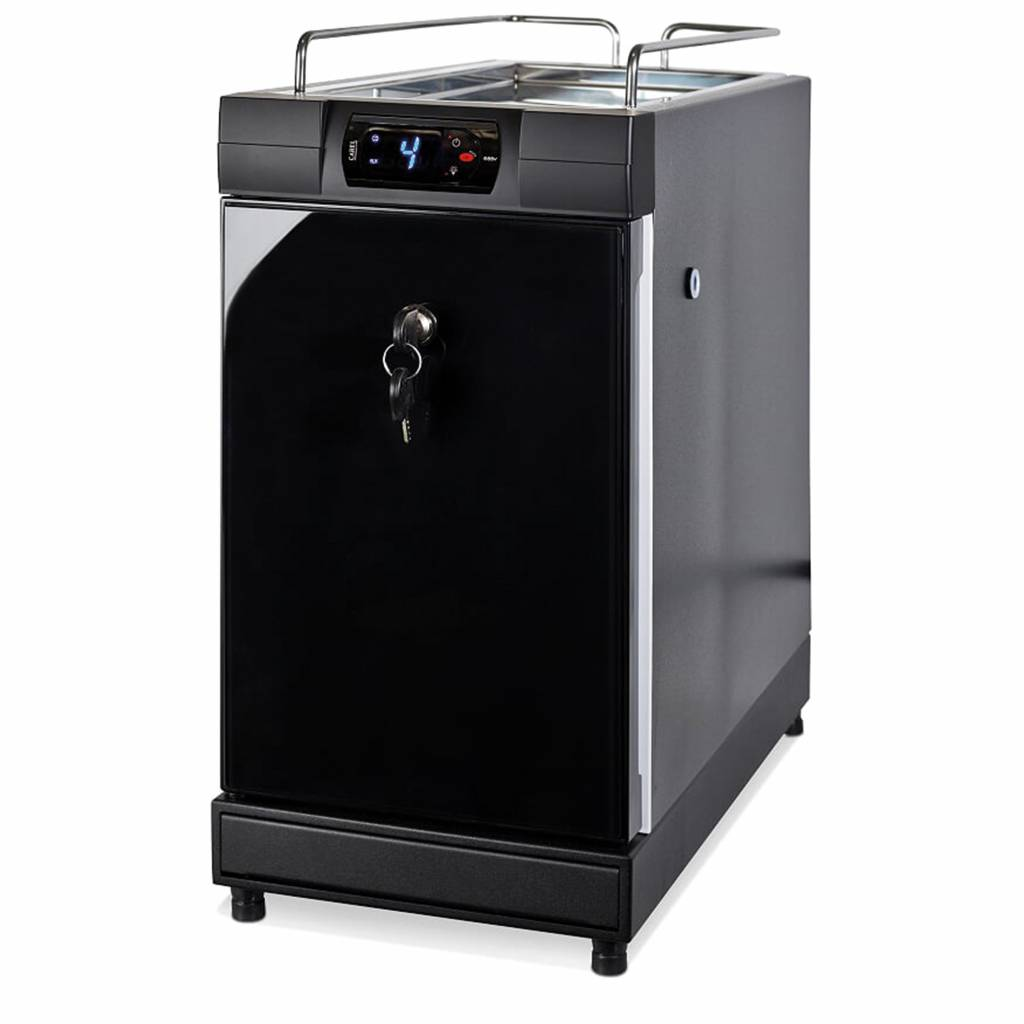 Jura Combi Cool 4lt fridge with integrated cup warmer gallery image #1