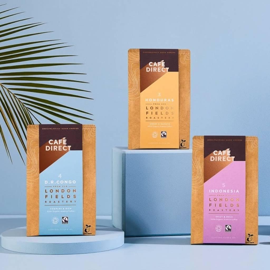 CafeDirect London Fields Honduras Ground Coffee (6x200g) gallery image #2