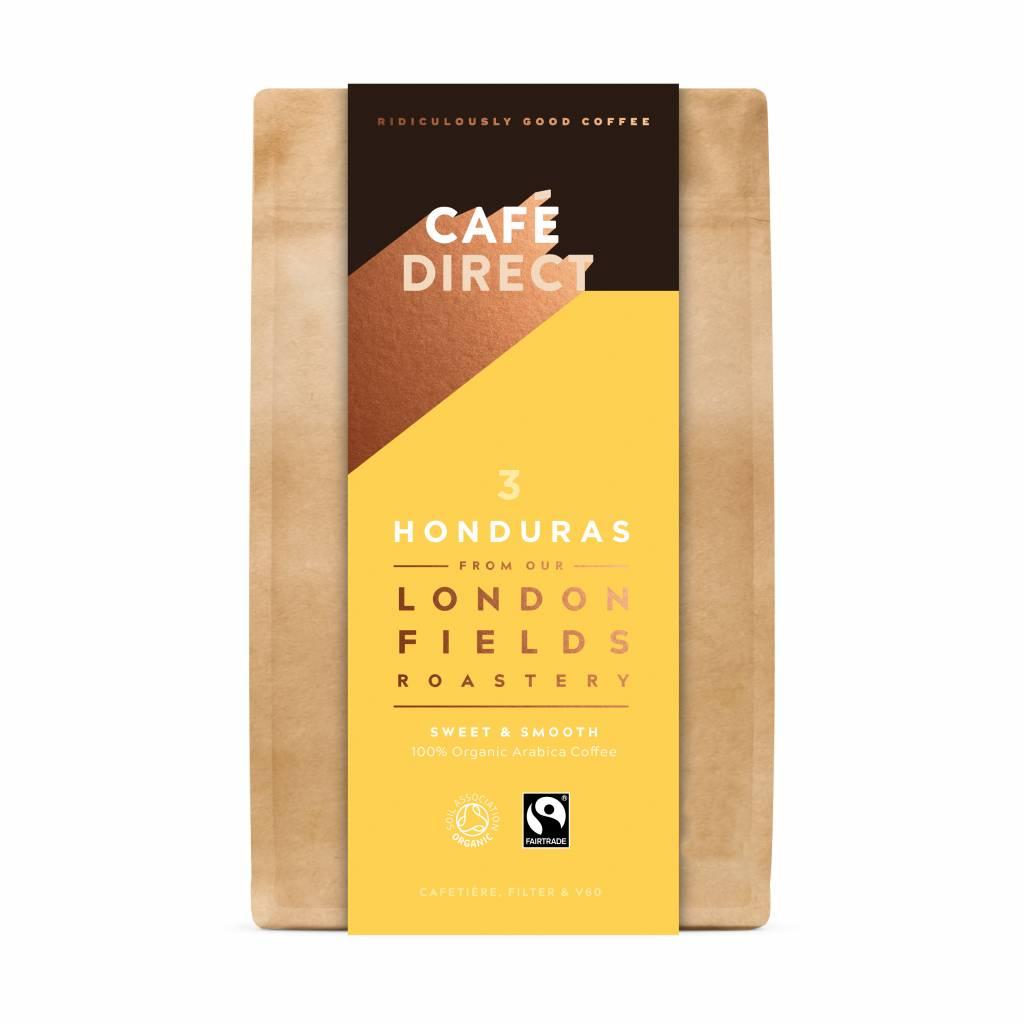 CafeDirect London Fields Honduras Ground Coffee (6x200g) gallery image #1
