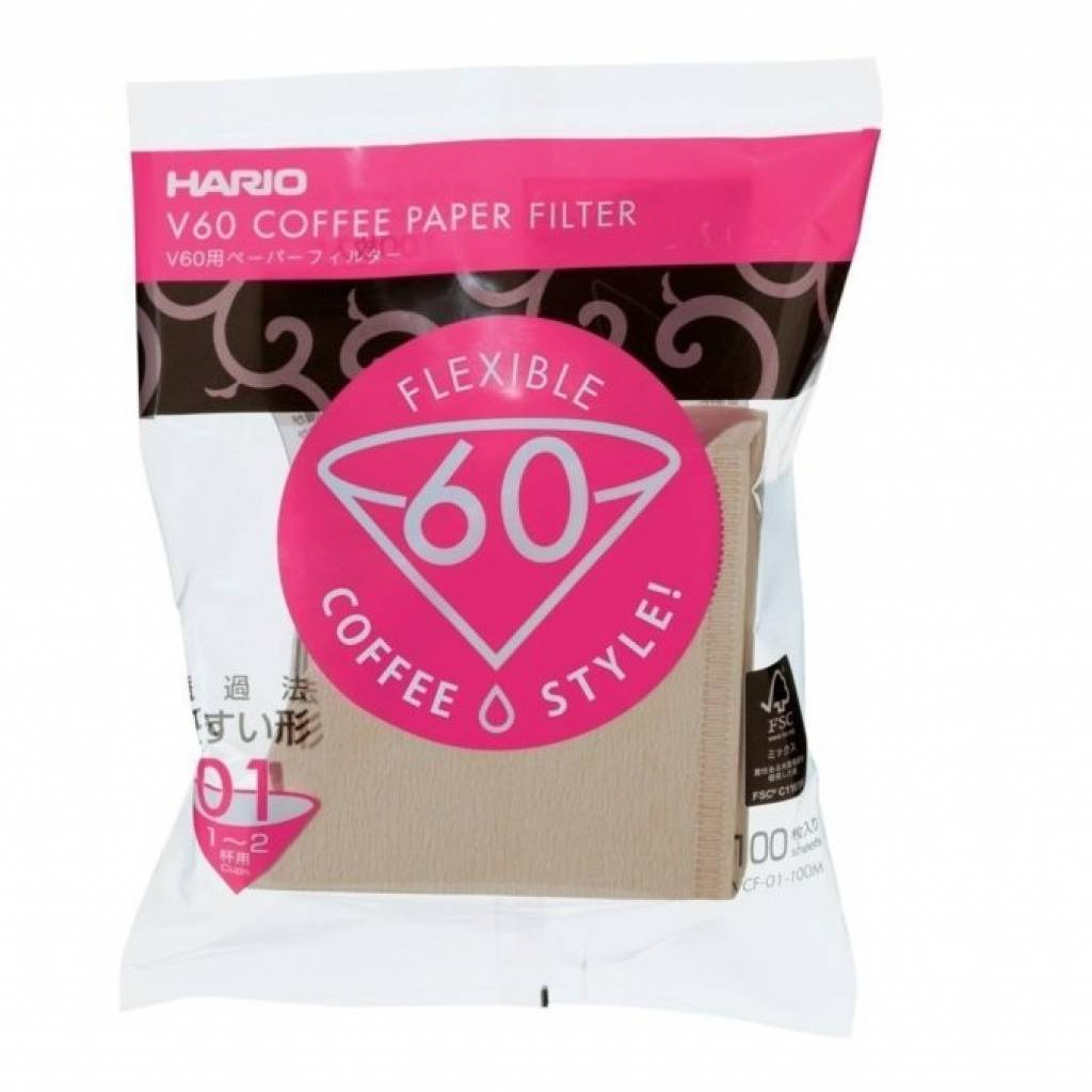 Hario V60 Filter Papers 02 (100 Sheets) gallery image #2