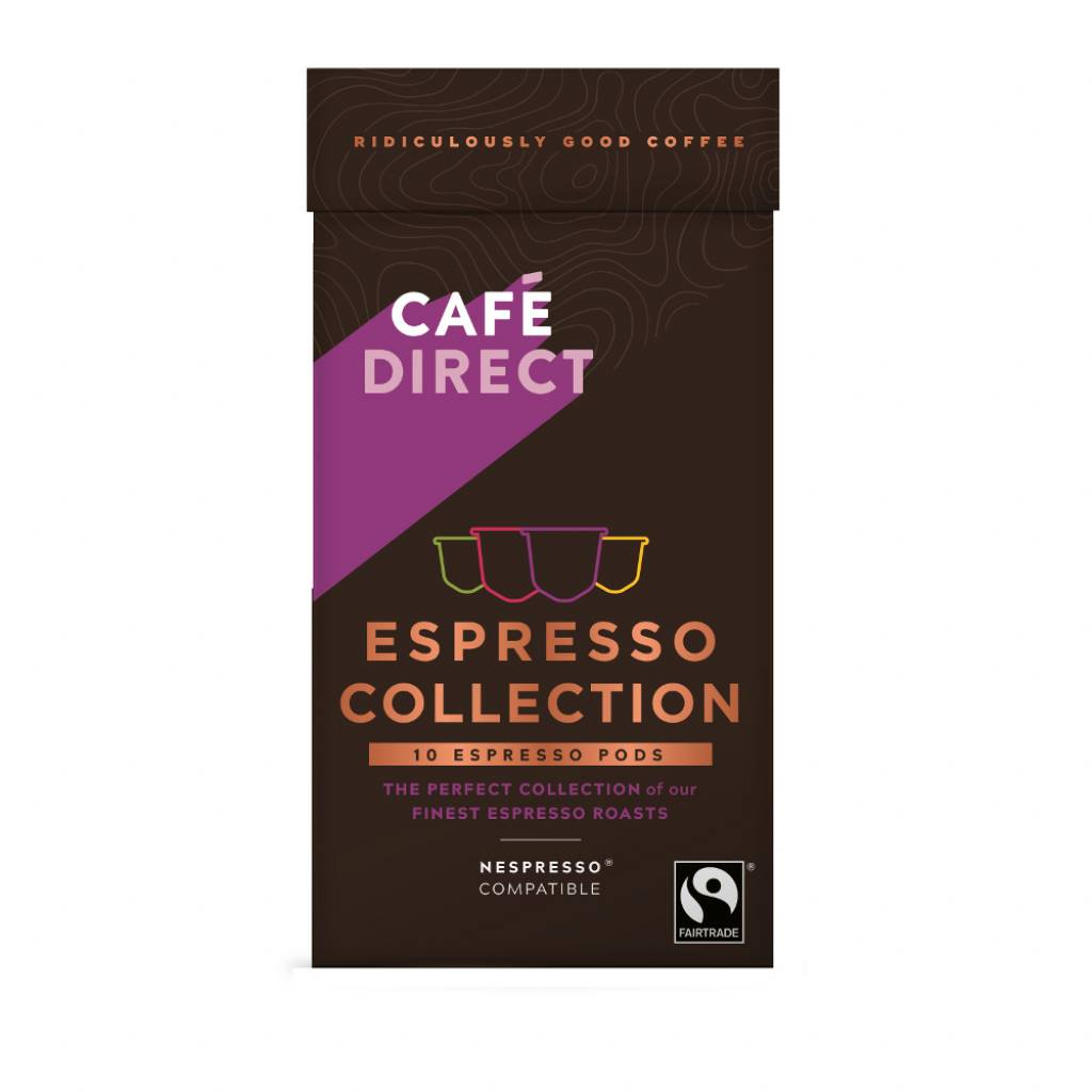 CafeDirect Explorers Collection Coffee Pods gallery image #1