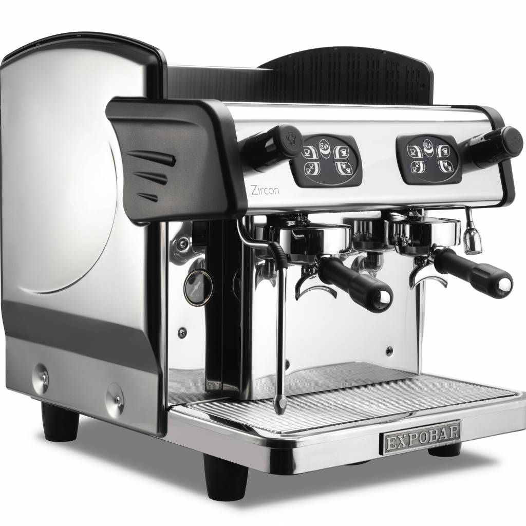 Expobar Zircon 2 Group Compact Espresso Machine gallery image #1