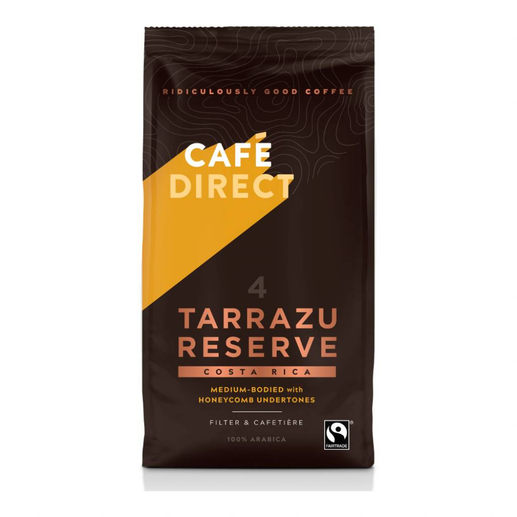 CafeDirect Tarrazu Reserve Ground Coffee (227g) gallery image #1