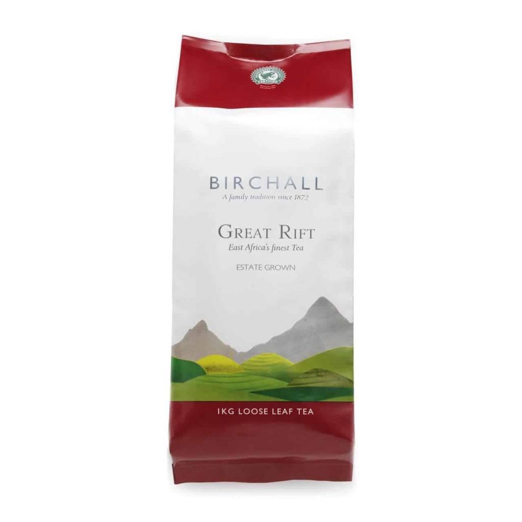 Birchall Great Rift Breakfast Tea 1kg gallery image #1