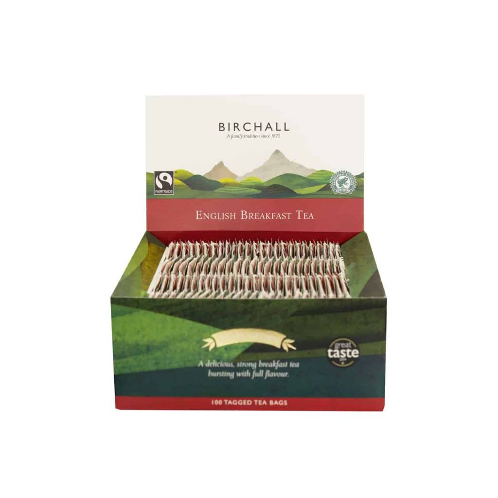 Birchall English Breakfast Tea (100) gallery image #1