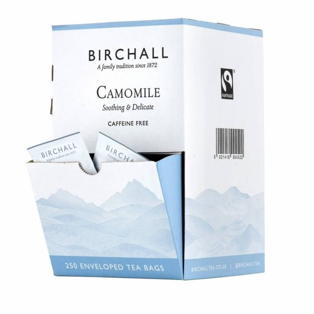 Birchall Chamomile Enveloped Tea Bags (250) gallery image #1