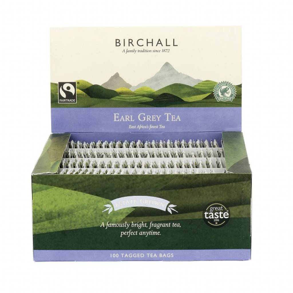 Birchall Earl Grey Tea (100) gallery image #1