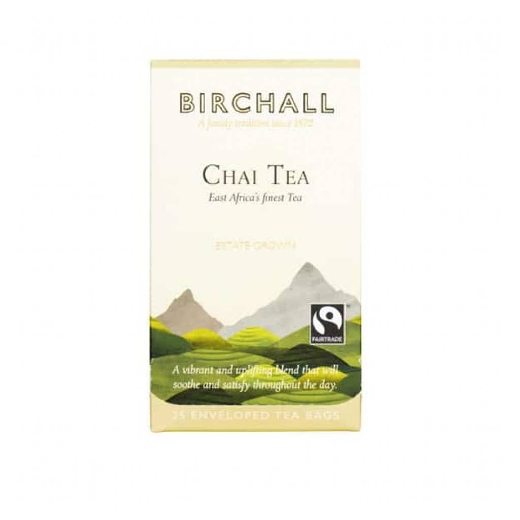 Birchall Chai Enveloped Tea (25) gallery image #1