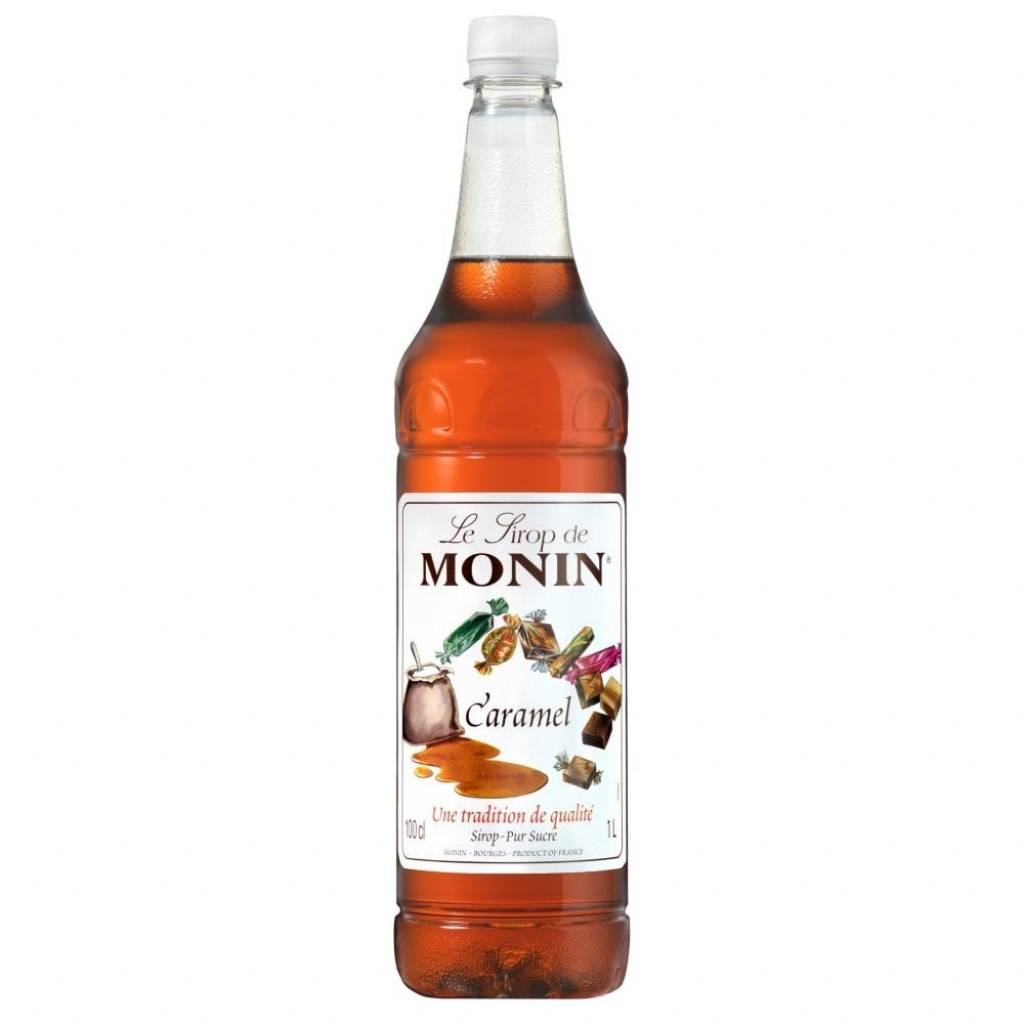 Monin Syrup Caramel 1L gallery image #1