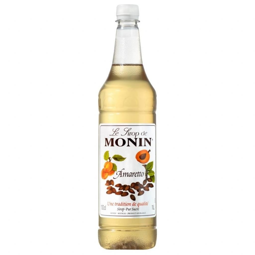 Monin Syrup Amaretto 1L gallery image #1