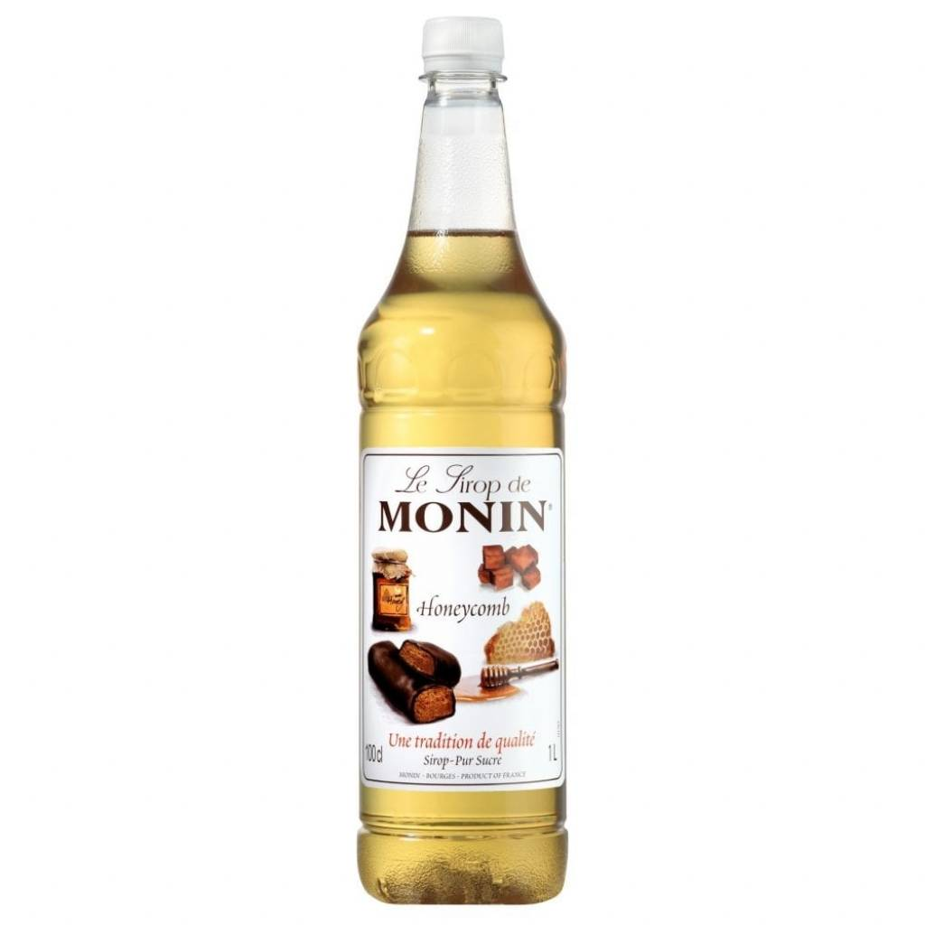 Monin Syrup Honeycomb 1L gallery image #1