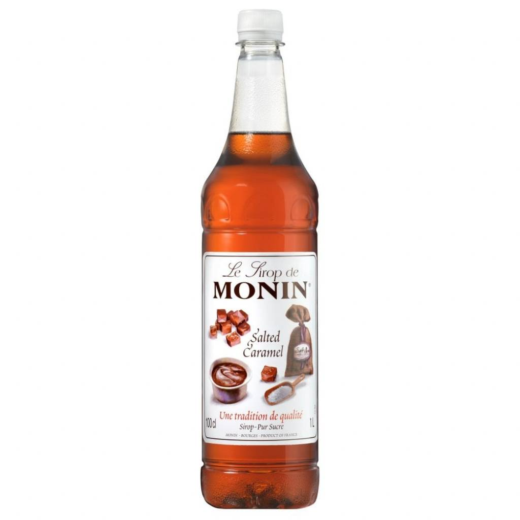 Monin Syrup Salted Caramel 1L gallery image #1