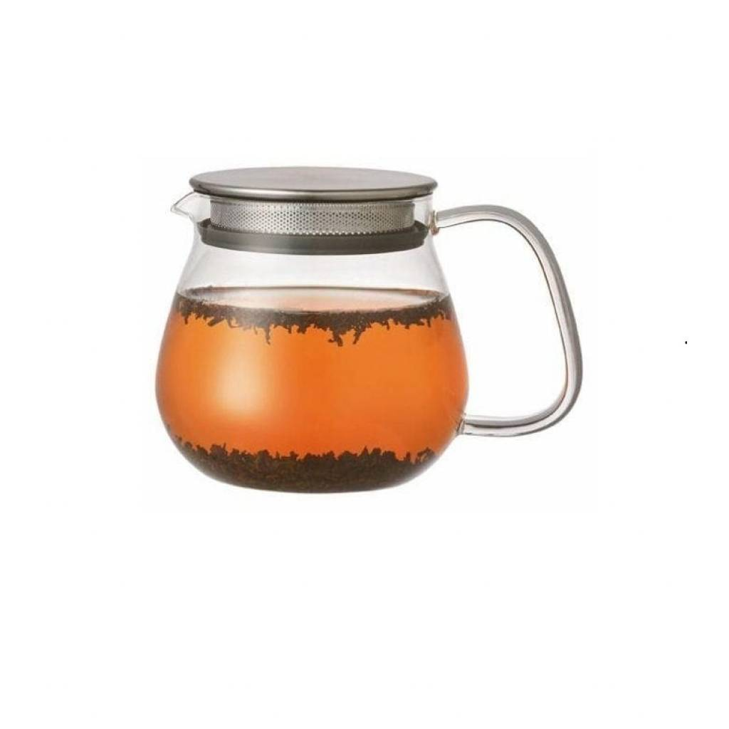 Kinto Unitea One Touch Teapot (460ML) gallery image #1