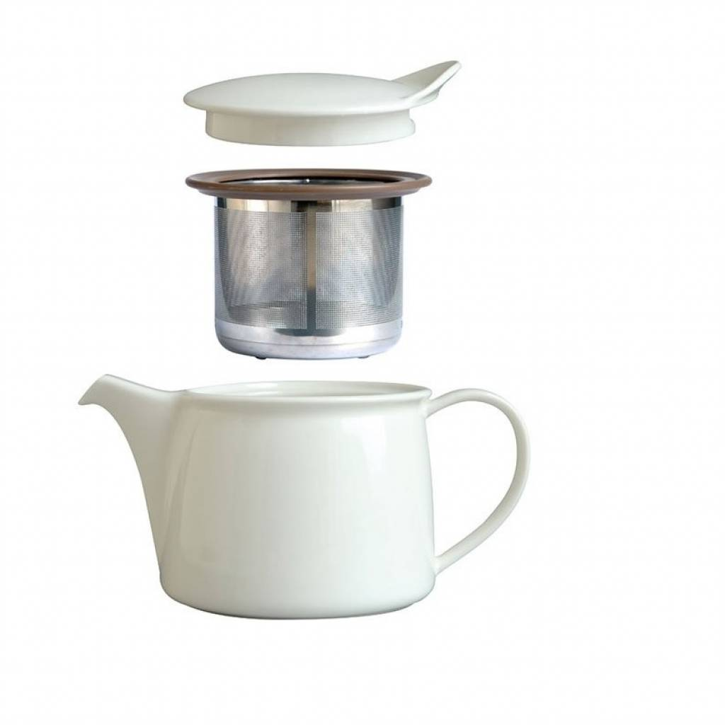 Kinto Brim Teapot (450ml) gallery image #2