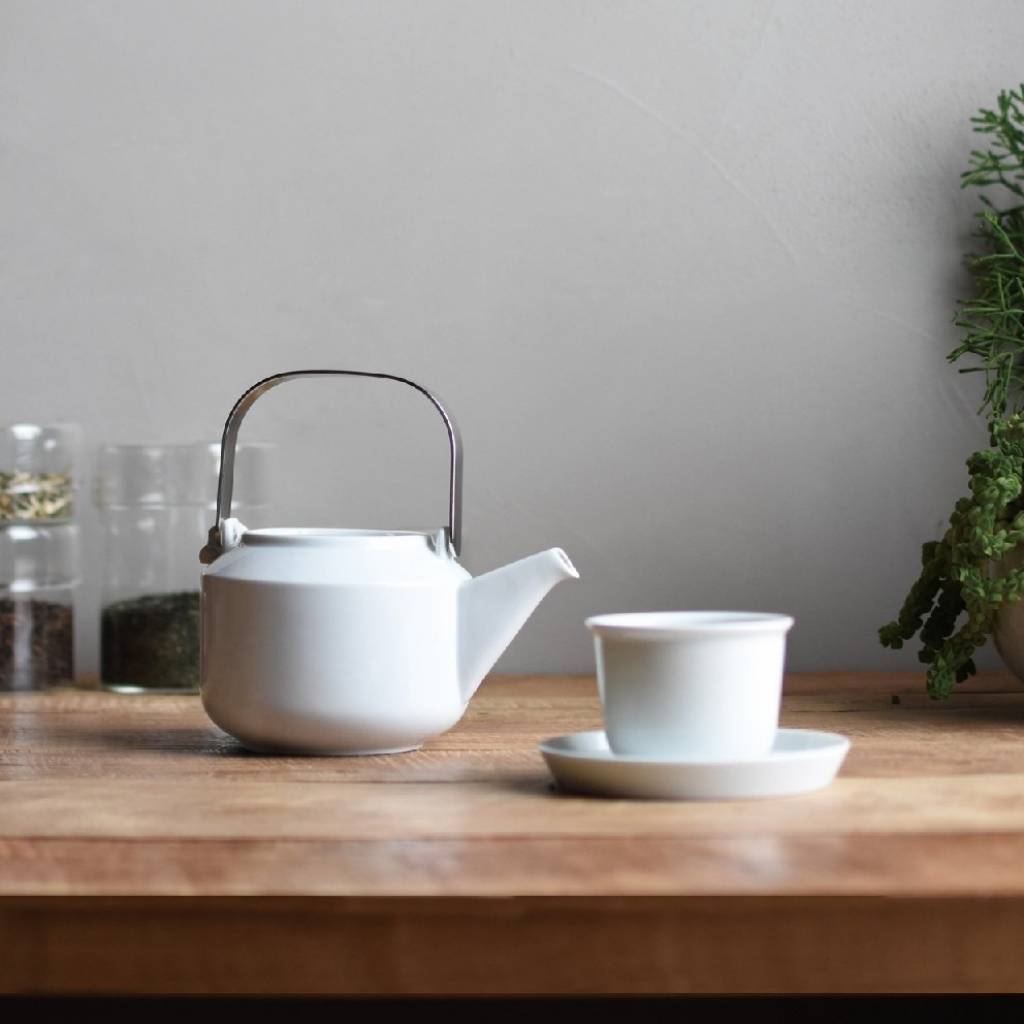 Kinto  LT Teapot (600ml) gallery image #3