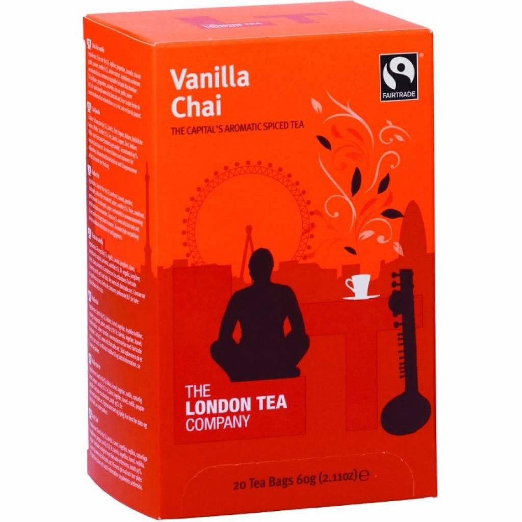 London Tea Company Vanilla Chai Tea gallery image #1