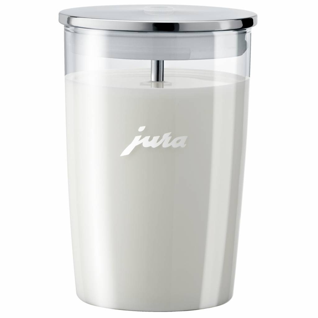 Jura Glass Milk Container 0.5L gallery image #1