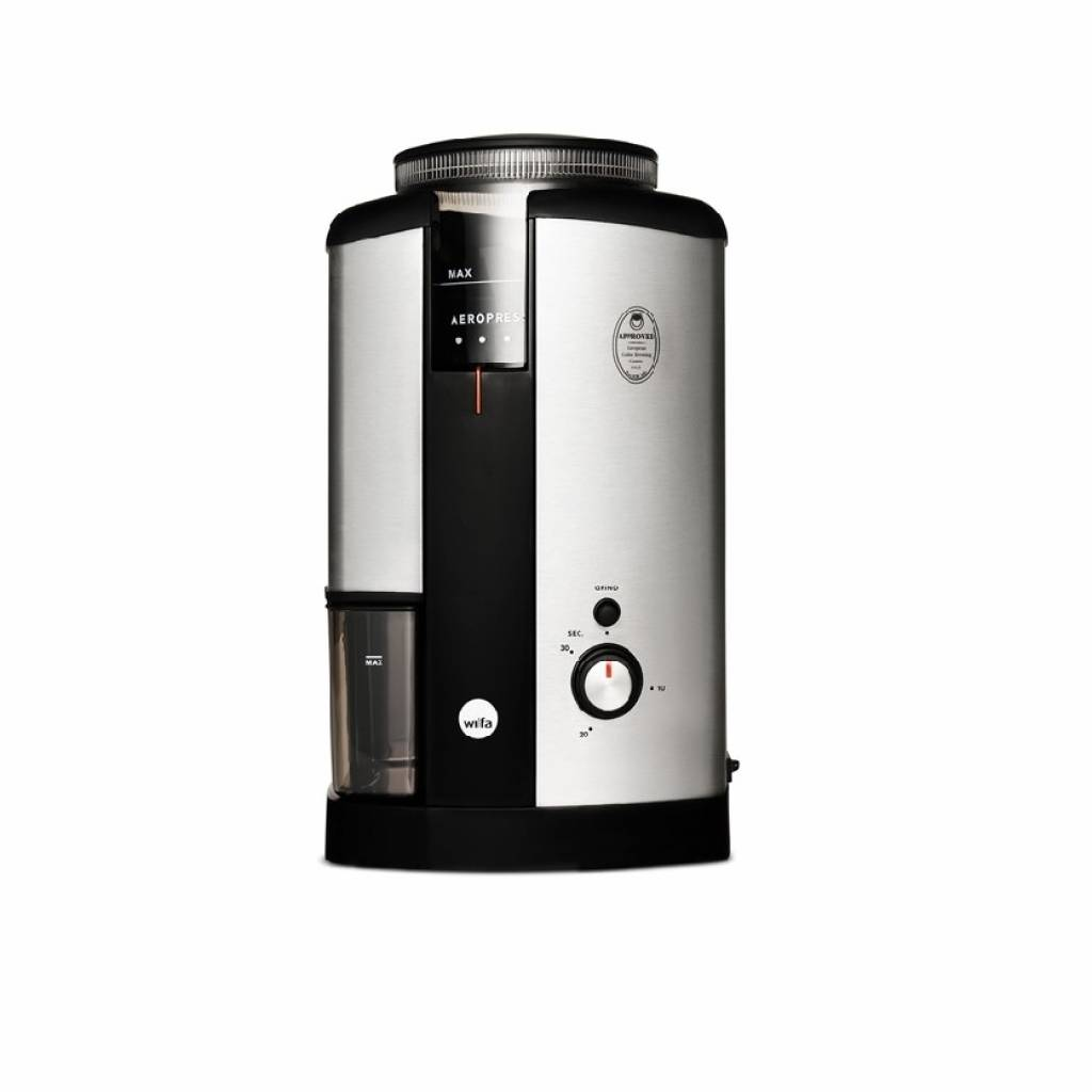 Wilfa Coffee Grinder - Silver gallery image #1