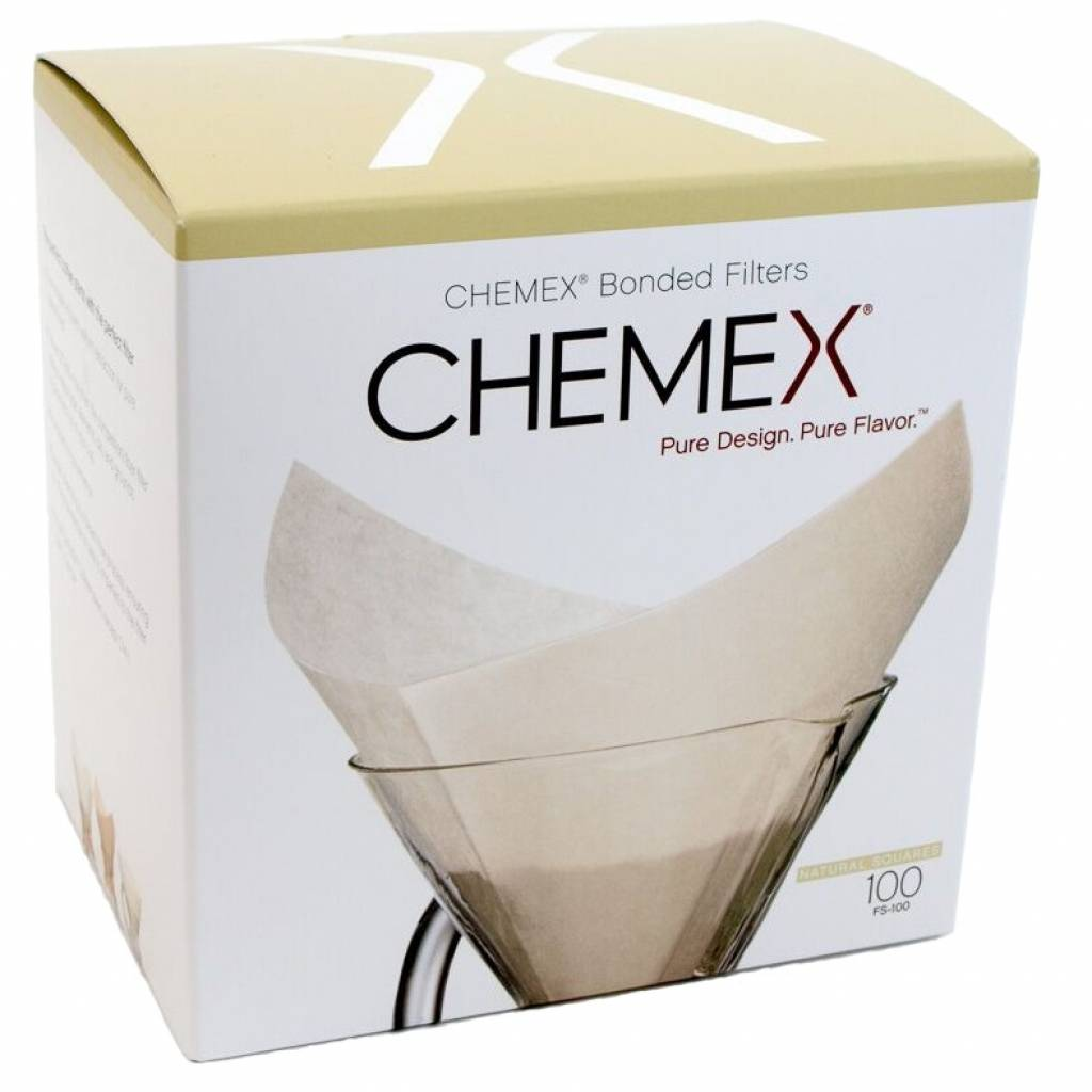 Chemex Half Moon Filter Papers (100) gallery image #1