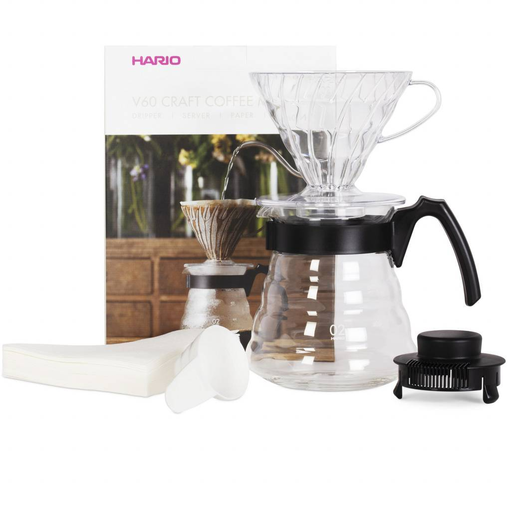 Hario V60 Craft Coffee Package gallery image #2