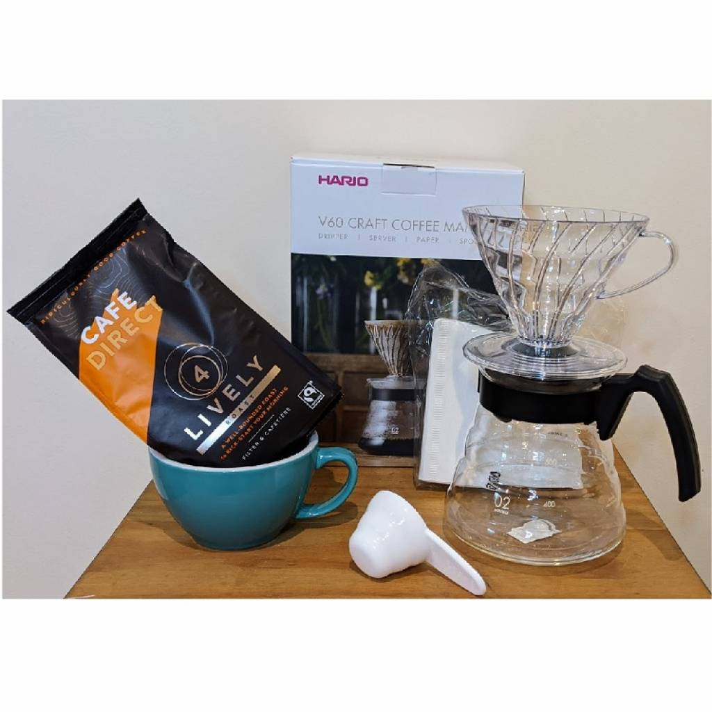 Hario V60 Craft Coffee Package gallery image #1