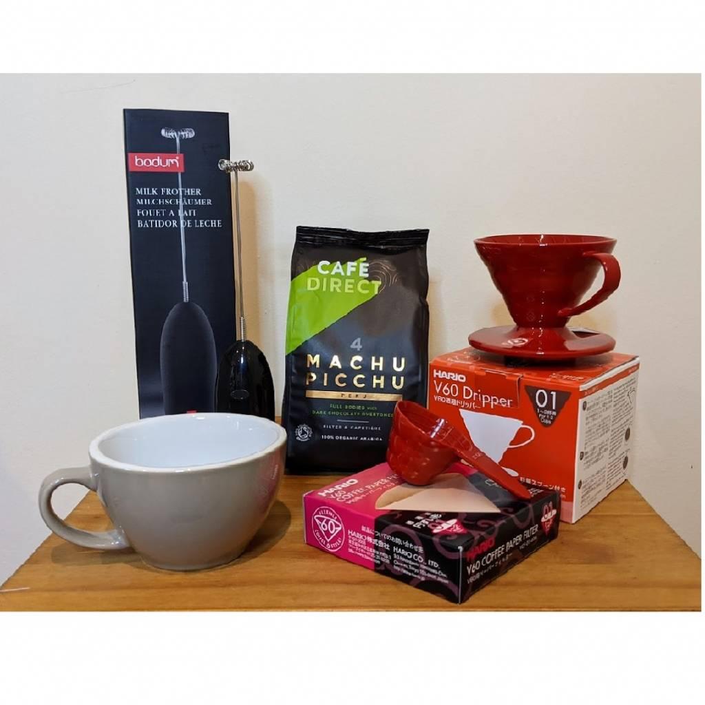 Fair Trade Coffee Dripper Package gallery image #1