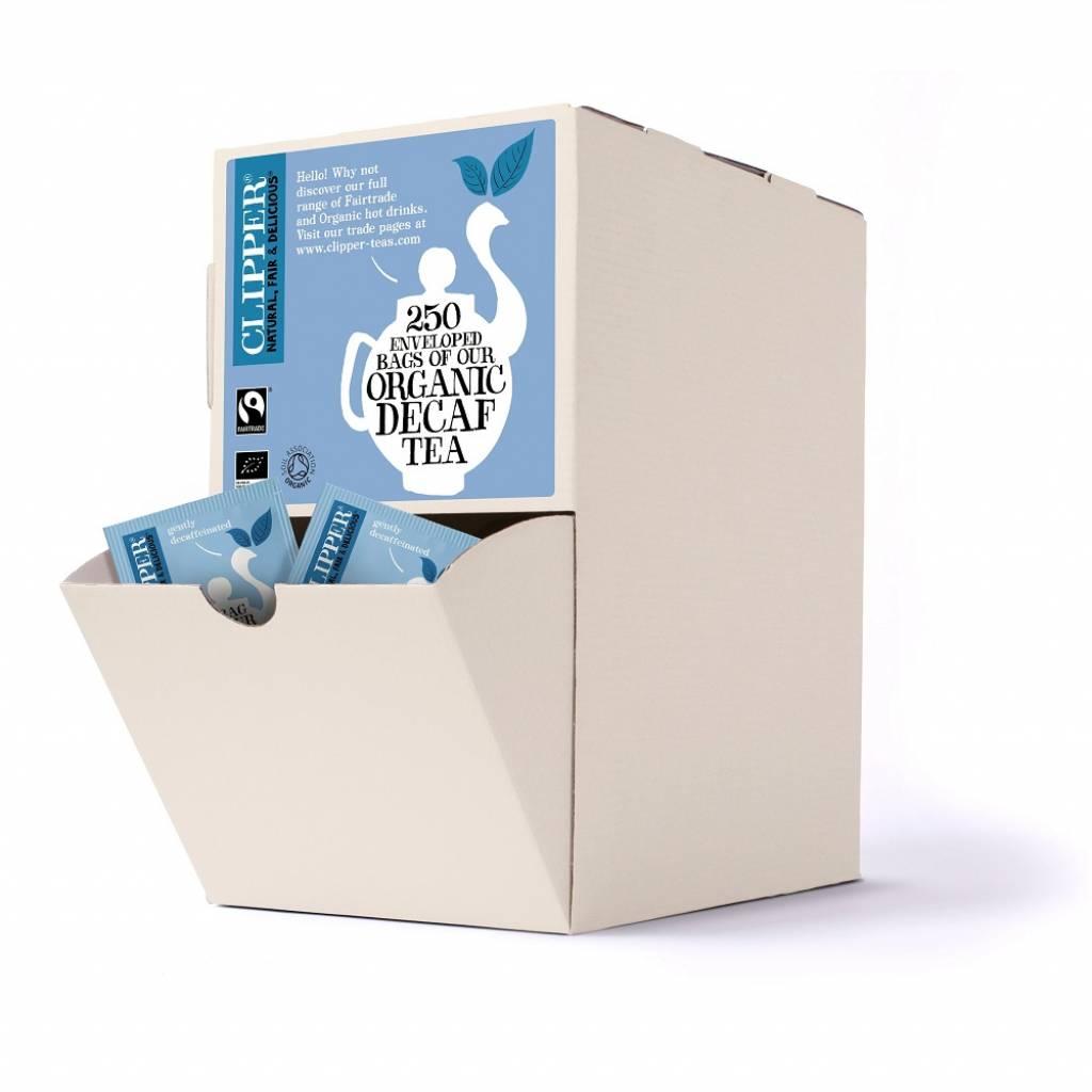 Clipper Organic Decaf Tea 250 Bags gallery image #1