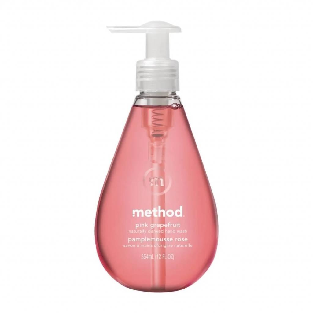 Method Gel Handsoap Pink Grapefruit (354ml) gallery image #1