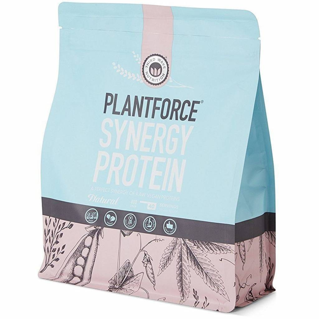 Plantforce Synergy Protein Natural (800g) gallery image #1