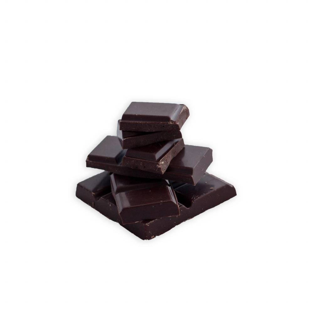 The Raw Chocolate Co - Pitch Dark Bar (38g) gallery image #4