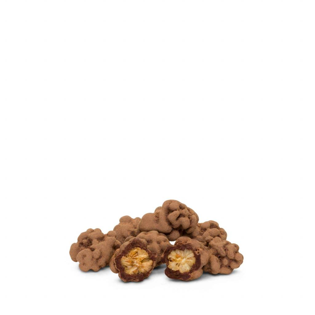 The Raw Chocolate Co - Raw Chocolate Mulberries Pouch (125g) gallery image #2