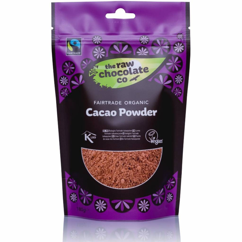 Raw Chocolate Co - Cacao Powder (180g) gallery image #1
