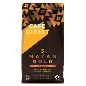 Cafedirect Mayan Gold Beans (227g) main thumbnail