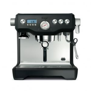 Sage The Dual Boiler Espresso - Black Truffle main thumbnail