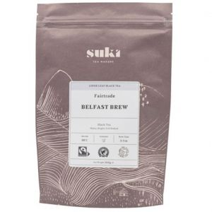 Suki Belfast Brew Fairtrade Loose Tea (500g) main thumbnail image