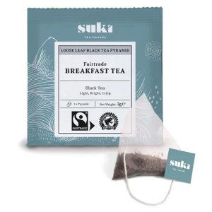 Suki Breakfast Tea - Pyramid (200) main thumbnail