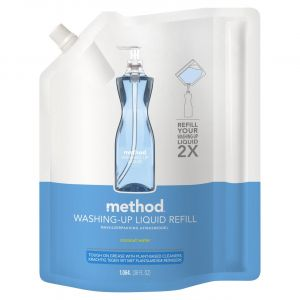 Method Washing Up Liquid Refill Coconut Water (1.064L) main thumbnail