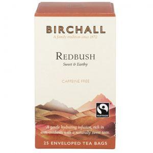 Birchall Redbush Enveloped Tea (6x25) main thumbnail image