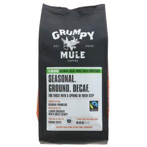Grumpy Mule Swiss Decaf Ground Ground Coffee (6x227g) main thumbnail image